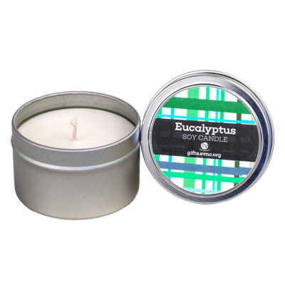 Eucalyptus Candle Tin