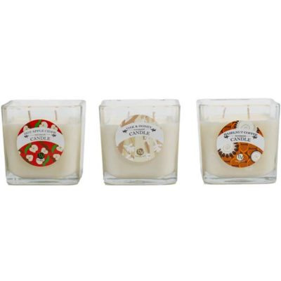 Double Wick Candles